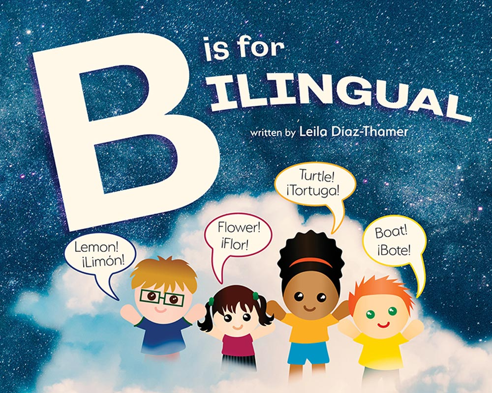 Five creative ways to use B is for Bilingual
